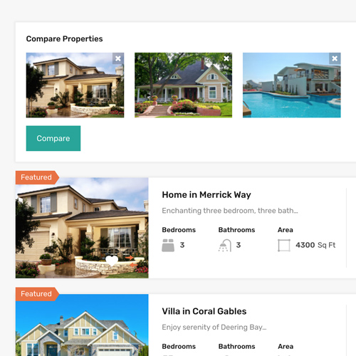 Compare Properties